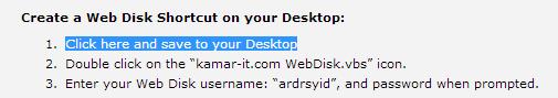 webdisk4